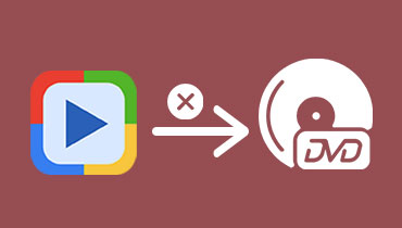 Windows Media Player ne lit pas de DVD