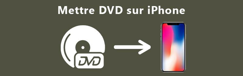 DVD sur iPhone